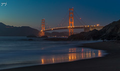 The Bridge (Yogendra174) Tags: 18135mm 7dm2 goldengatebridge california landscape sfo
