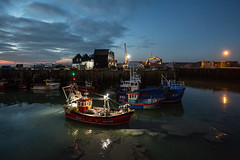 the fisherman's return (stocks photography.) Tags: michaelmarsh whitstable photographer photography coast seaside harbour fishing boats fisherman