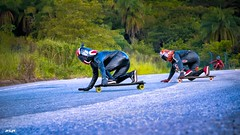 Downhill Skateboards (Paulo Toritto Jr.) Tags: adult asphalt countryside couple day downhill enjoying extreme female flare friends full fun happiness highway hill leisure length lifestyle light longboard longboarding male man modern nature outdoors outside people real riding road rural skateboard skateboarder skateboarding skater skating speed sport sporty street stunts summer sun teenagers two woman young youth