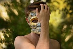(Fer Siciliano) Tags: elfo elf mistic skin boy arms hair blode bokeh magic photoshop love amor sunset