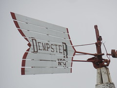 Dempster No. 9, at the National Route 66 Museum
