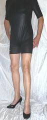 00085 (bibi anne) Tags: highheels high heel boots tall crossdresser leotard pantyhose cd tv transvestite tranny tgirl swimsuit nylon transdgender cfm sandals skirt xdresser trans transgender tg black overknee crotch leather wetlook dress skintight skinny tight lycra spandex heels granny shoes shiny milf bodysuit pvc