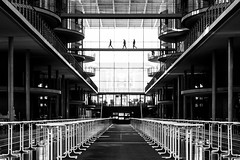 20170210-DSC_4595 (thomschphotography3) Tags: berlin blackandwhite bw parliament streetphotography germany tables architecture interiorarchitecure government