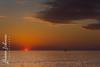 sunset-2 (L-Imaging) Tags: sunset lakemichigan nature sun skies colors water reflextion longexposure michigan grand beach
