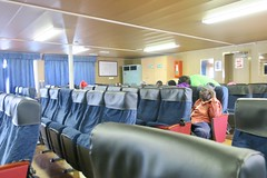 """On the boat on the way from Ziguinchor to Dakar. Senegal  April 2017 #itravelanddance • <a style=""""font-size:0.8em;"""" href=""""http://www.flickr.com/photos/147943715@N05/34306331411/"""" target=""""_blank"""">View on Flickr</a>"""