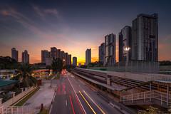Invictus (bing dun (nitewalk)) Tags: singapore redhill hdb cityscape night sunset