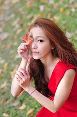 Lili0033 (Mike (JPG直出~ 這就是我的忍道XD)) Tags: lili 台灣大學 d300 model beauty 外拍 portrait 2014