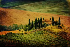 podere belvedere texture (Rex Montalban Photography) Tags: rexmontalbanphotography tuscany italy poderebelvedere europe texture valdorcia farmhouse iconictuscanpodere