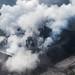 Mt Yasur Overhead Eruption