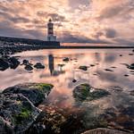 Gardur lighthouse - Iceland - Travel photography thumbnail
