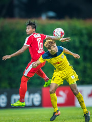 S.League 2017 (BP Chua) Tags: sleague football soccer sport action players ball singaporeleague singapore asia hifc bkfc homeunited balestierkhalsa bishan stadium canon 400mm