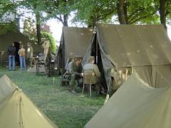 Nieuwegein: Bevrijdingsdag 2007 (harry_nl) Tags: netherlands nederland 2007 nieuwegein vreeswijk bevrijdingsdag liberationday usa army encampment worldwarii reenactment