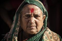 BADAMI : PORTRAIT INDIEN (pierre.arnoldi) Tags: inde india pierrearnoldi badami karnataka portraitdefemme photoderue photodevoyage photocouleur photooriginale