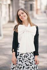 thepetitecat-imademyclothes-sewing-fashion-684x1024 (VeronArmon) Tags: bow pussybow blouse tie silk satin formal secretary office fashion woman lady model big new catwalk