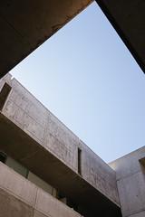 UCSD (danielkimkim) Tags: ucsd salk institute technology biological studies architecture
