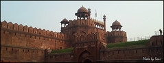 Red fort (SScreativeImage) Tags: redfort newdelhi india