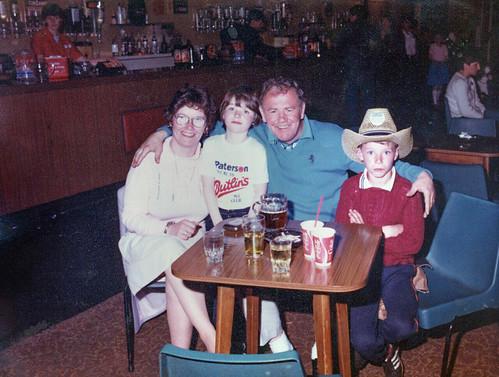 Helen Magarvie and Edward Macarron Butilns 1990