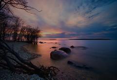 610_6282_Hecla (Douglas Leeies) Tags: sunsetbeach heclaisland sunset