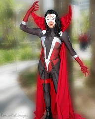Spawn Cosplay gender bend. (ConArtistImages) Tags: wondercon2017 wondercon cosplay cosplayer cosplayphotography cosplayphoto photoart photoedit comiccon cosplayimages spawn spawncosplay