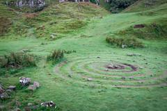 Fairy Circle (Kitsany) Tags: isle skye landscape scottish scotland highlands fairy circle glenn spiral
