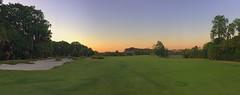 Evening Fairway (Thanks for over 2 million views!!) Tags: golfcourse golf green chadsparkesphotography centralflorida disney disneyworld waltdisneyworld wdw evening sky sunset scenic trees sand bunker sandbunker sandtrap baylakeflorida shadesofgreenresort