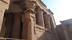 Edfu Temple (Rckr88) Tags: edfu temple v edfutemple egypt temples ancient ancientegypt relic relics pharoahs pharoah africa travel travelling architecture arches arch columns column shadow shadows