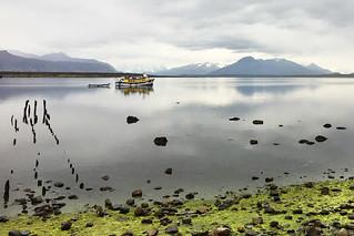 Fiordo Ultima Esperanza / Puerto Natales / Chile