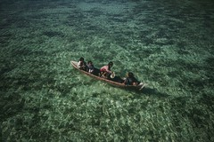 Water in the boat... (Syahrel Azha Hashim) Tags: portrait seagypsies sony 2016 shallow holiday malaysia minimalism details a7ii island coralreefs boat ilce7m2 dof local salakanisland simple people asia wooden 35mm selakanisland handheld semporna colorimage vacation sonya7 prime light clearwater naturallight paddling colorful ocean beautiful travel syahrel negativespace getaway colors humaninterest children woodenboat sabah detail