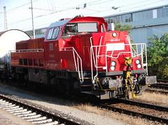 DB Baureihe 265 023-2 (michaelausdetmold) Tags: lokomotive lok deutschebahn bahn voith gravita br265 train schienenverkehr baureihe zug eisenbahn