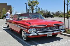 Shepherd Church 5th Annual Car Show (USautos98) Tags: 1959 chevrolet chevy impala