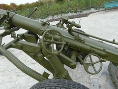 "160mm mortar M-160 12 • <a style=""font-size:0.8em;"" href=""http://www.flickr.com/photos/81723459@N04/34564300886/"" target=""_blank"">View on Flickr</a>"