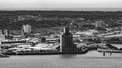 wirral from cathedral (Phil Longfoot Photography) Tags: wirral coastline birkenhead rivermersey river merseyside thewirral