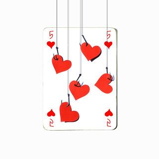 five of hearts (brescia, italy)
