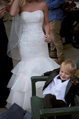 Best Man of the future. (CameraOne) Tags: weddingphotography weddings bride children tuxedo bestman raw cameraone canon6d canon50mm14 outdoor dress weddingdress