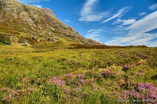 Land and Sky of Glencoe
