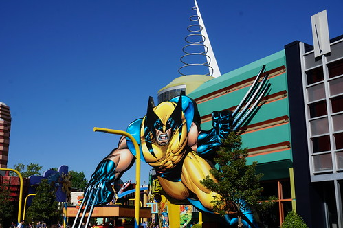 "Universal Studios, Florida: The Wolverine • <a style=""font-size:0.8em;"" href=""http://www.flickr.com/photos/28558260@N04/34587918112/"" target=""_blank"">View on Flickr</a>"