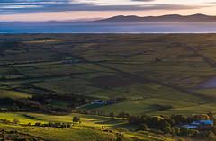 DSC_8574 (Daniel Matt .) Tags: sunset sunsetcolours nikon ireland northernireland fromhetop aerial view beach temple sunnny