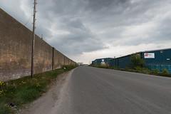 South Denes (Number Johnny 5) Tags: great yarmouth d750 nikon banal 2470mm industrial road boring deserted tarmac wall tamron norfolk mundane