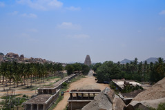 Virupaksha Temple, Hampi (vanila balaji) Tags: virupakshatemple matangahill vijayanagaraarchitecture vijayanagara krishnadevaraya vanila vanilabalaji hampi worldheritagesites unescoheritage canon canon6d canon24105mm
