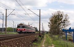 EN57-675 (Łukasz Draheim) Tags: poland polska pociąg pkp kolej nikon d5200 bydgoszcz landscapes landscape scenerie scenery train transport railway railroad rail