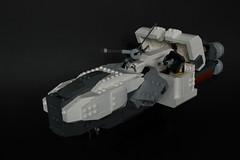 Revenant Gunship 6 (✠Andreas) Tags: lego spaceship starfighter legostarfighter legospacecraft legomilitary legomilitaryspaceship legostarfightercontest