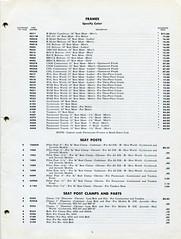 Schwinn Catalog - Bicycle Parts & Accessories - 1948/49 - Page 5 (Zaz Databaz) Tags: schwinn schwinncatalog 1948 1949 40s 1940s bfgoodrich