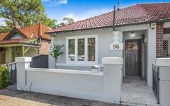 96 Foster Street, Leichhardt NSW