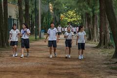 Last days of summer (Markus Lehr) Tags: students schoolexcursion summercamp trees asia china markuslehr