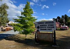 Burkes Pass - To Three Creeks go this way (Lim SK) Tags: burkes pass three creeks