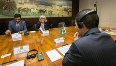 17/05/2017 - Embaixadora dos Emirados Árabes no Brasil (mdic.gov.br) Tags: mdic embaixadora emirados árabes brasil hafsa abdulla al ulama