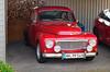 Buckel-Volvo PV544 (Georg Hirsch) Tags: oldtimer classiccar volvo legend rot swedish schwedisch buckel pv544