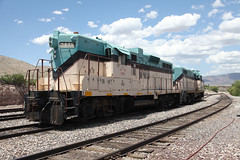 Arizona Central Railroad (twm1340) Tags: 2017 arizona central railroad acr azcr clarkdale az freight line 3413 emd gp7 gp7u gp9 gp9r locomotive