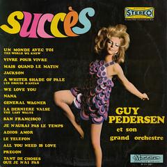 Guy Pedersen et son Grand Orchestre - Succès vol.2 (oopswhoops) Tags: vinyl album french instrumental exploitation musidisc