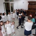 eerste communie 21/05/17 : enkele sfeerbeelden ...
